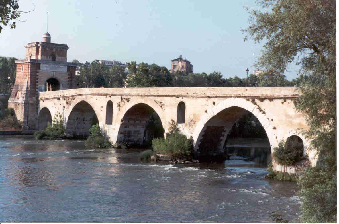 le nebbie del tempo antichi ponti di roma